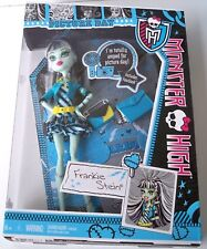 Hard To Find Monster High Doll Picture Day Frankie Stein Retired NEW in Box