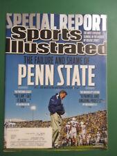 Joe Paterno Penn State Nittany Lions Sports Illustrated November 21, 2011 JOE PA
