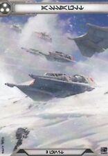 Star Wars Legion - Promo Alt Art - Command Card - Air Speeder - Assault