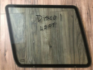 Land Rover Discovery Side Rear Glass Left Quarter Glass