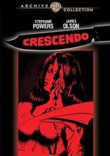 CRESCENDO (1972 Stephanie Powers)  Region Free DVD - Sealed