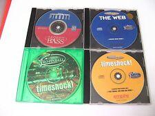 PC DVD VIDEO PINBALL GAMES Pinball Mania PRO PINBALL TIMESHOCK 3D Ultra Pinball