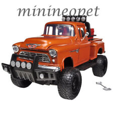MOTORMAX 79133 OFF ROAD 1955 CHEVROLET 5100 STEPSIDE PICK UP TRUCK 1/24 ORANGE