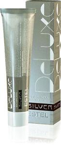 Estel Professional De Luxe Silver for Gray 61 Shades Worldwide We Work Эстель