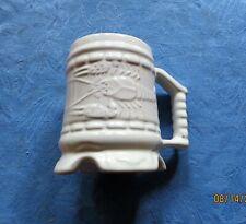 Vintage Frankoma Louisiana Crawfish Mug