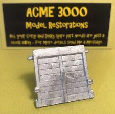 Corgi 1104 1131 1135 Bedford Low Loader Reproduction Repro White Metal Side Door