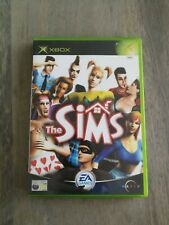 Sims (Microsoft Xbox, 2003) - European Version - game is played, no manual