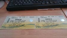 Meat Loaf unused concert ticket 2007