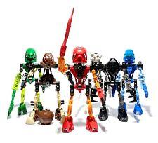LEGO Bionicle Toa Mata Complete Set of 6: 8531 8532 8533 8534 8535 8536