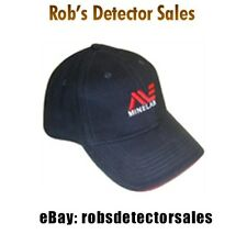 Minelab Navy Blue Baseball 00006000  Cap (Embroidered) - Free Shipping