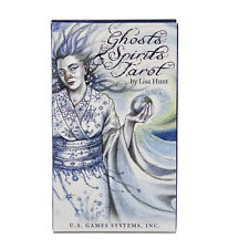 Ghosts & Spirits Tarot Deck - Divination, Spellcraft, Meditation, Magick