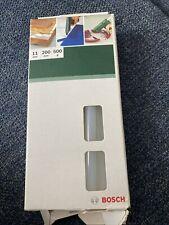 Bosch 11x200mm Transparent Glue Stick 500g
