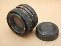 Sears Multicoated 28mm f.2.8 Macro Focus Prime Lens for K Mount
