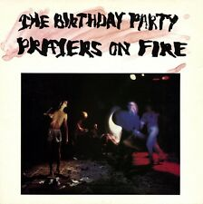The Birthday Party - Prayers On Fire LP Record Vinyl - BRAND NEW - Color Vinyl