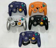 Nintendo Gamecube Controller Genuine OEM (Choose Your Color) Black Indigo Silver