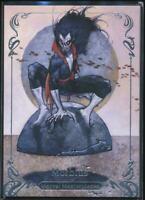 2018 Marvel Masterpieces Trading Card #27 Morbius /1999