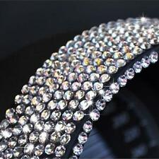 1000pcs Adhesive Sticky Diamante Rhinestone Crystal Craft Gems Stickers jewels