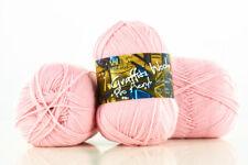 10 x 100g Graffiti Wool Pro Acryl Strickgarn 100% Polyacryl - rosa - by Anune