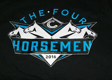 Four Horsemen T Shirt XXXXL New Unused JCP Ric Flair WCW Mid Atlantic Wrestling