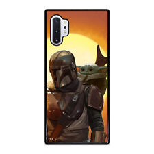BABY YODA 3 Samsung S7 S8 S9 S10 S10e Edge Note 8 9 10 Plus Case