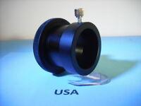 Olympus SZ Microscope to Nikon Camera Adapter 37mm BH2 SZ-PT 4045 4060 6045 1145