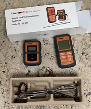 Therm Pro Remote Food Thermometer Model TP-08S Excellellent