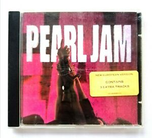 Pearl Jam - Ten - ©&®1992 Sony Music