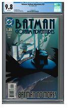 Batman: Gotham Adventures #33 (2001) DC Comics CGC 9.8 XX330