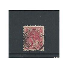 """Nederland  60 """"HIPPOLIJTUSHOEF 1909""""  kleinrond  VFU/gebr  CV 12,5 €"""