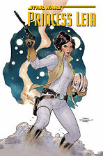 Star Wars Princess Leia #1 Marvel 9.4 NM 1st PTG NEW CANON