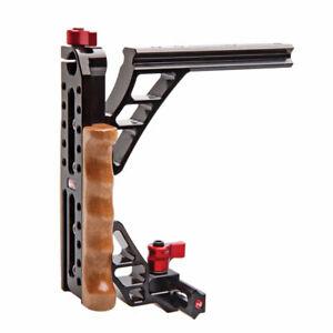 NEW! Zacuto Halfcage Rail: Z-HCR