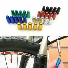 Perfeclan 20Pcs Presta Valve Cap Bike Valve Cap Anodized Bike Tire Valve Cap