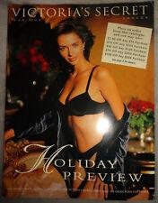 Vtg Victoria Secret catalog 1996 Stephanie Seymour Heather Stewart-Whyte Tyra