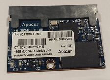 Apacer 16GB SSD MLC 180d SATA PN: 8C.F1DD2.LR10B 16 GB HP t610 - Lot_Avail