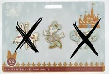 Disney Minnie Mouse Main Attraction King Arthur Carousel Single Pin- Confirmed