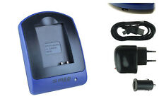 Akku-Ladegerät USB NB-5L NB5L für Canon PowerShot SX220 HS, SX230 HS