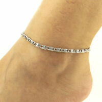 10inch Stainless Steel Anklets T and CO Chain Ankle Bracelet Fashion Jewelry