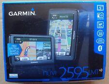 GARMIN Nuvi 2595 LMT Traffic NAVIGATION GPS New NAVIGATOR Lifetime MAPS Wireless