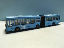 Diecast Siku Gelenk Bus No. 1617 Blue Wear & Tear Used Condition