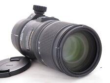 Sigma 70-200 mm / 2.8 OS APO Dg Hsm Lente Nikon ESTABILIZADOR DE IMAGEN