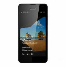 Microsoft / Nokia Lumia 550 Windows(10) UnlockedTouch Screen Phone Black