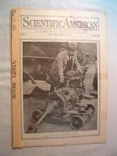 ScientificAmerican-3/11 1911-Voisin Military Biplane-London Gas-Electric Omnibus