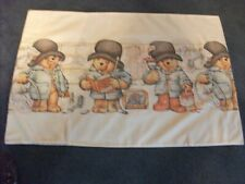 Vintage 'Paddington' pillowcase
