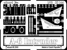 Eduard Zoom ss144 1/72 Grumman A-6 intruso Hasegawa