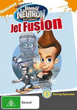The Adventures of Jimmy Neutron - Boy Genius - Jet Fusion - NEW DVD