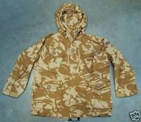 NEW - British Army Desert DPM Windproof Smock 2005 Issue - 190/112