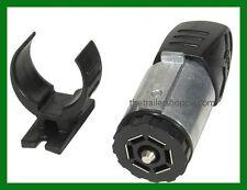 Hopkins Endurance 7 Way RV Blade Plug Trailer End Light Connector 48510