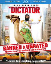The Dictator (Blu-ray/DVD, 2012, 2-Disc Set, Includes Digital Copy UltraViolet)