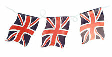 Union Jack paper bunting for VE Day