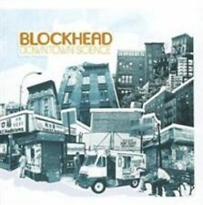 Blockhead - Downtown Science CD Bonus DVD